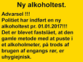 Ny Alkoholtest.